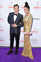 Lee Ryan<br /> at the Caudwell Butterfly Ball 2017, Grosvenor House Hotel, London. <br /> <br /> <br /> ©Ash Knotek  D3268  25/05/2017