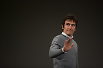 Defending Champion Geraint Thomas (WAL) at the Tour de France 2019 route presentation held at Palais de Congress, Paris, France. 25th October 2018.<br />