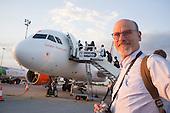Phil, Ferihegy airport, Budapest 2014.