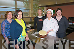 Food Fair : Attending the Christmas cake Decoration Master class at Listowel community College on Friday were Aine Toomey, Nora McCarthy, Mart O'Shea, Michelle O'Connor, Instructor and Siobhan Kelly.
