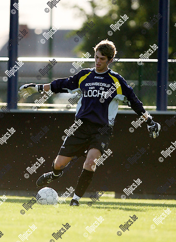 2007-08-21 / Voetbal / K Wuustwezel FC / Gunther Raats