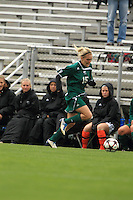 Eastern Michigan University Women's Soccer at Miami University, OH. Tied 1-1