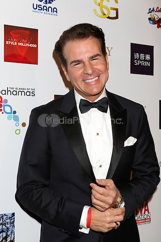 HOLLYWOOD, CA - FEBRUARY 26: Vincent De Paul at the Style Hollywood Oscar Viewing Party at the Hollywood Museum in Hollywood, California on February 26, 2017. Credit: David Edwards/MediaPunch