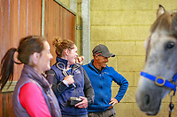 2017 GBR-YARD VISIT: Blyth Tait. Tuesday 8 August. Copyright Photo: Libby Law Photography