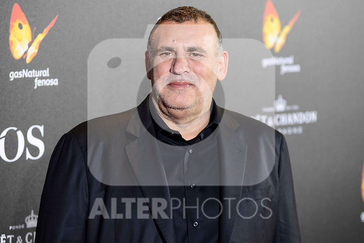 "The producer of the film, Graham King attends to the photocall of the premiere of ""Aliados"" in Madrid. November 22, 2016. (ALTERPHOTOS/Borja B.Hojas)"