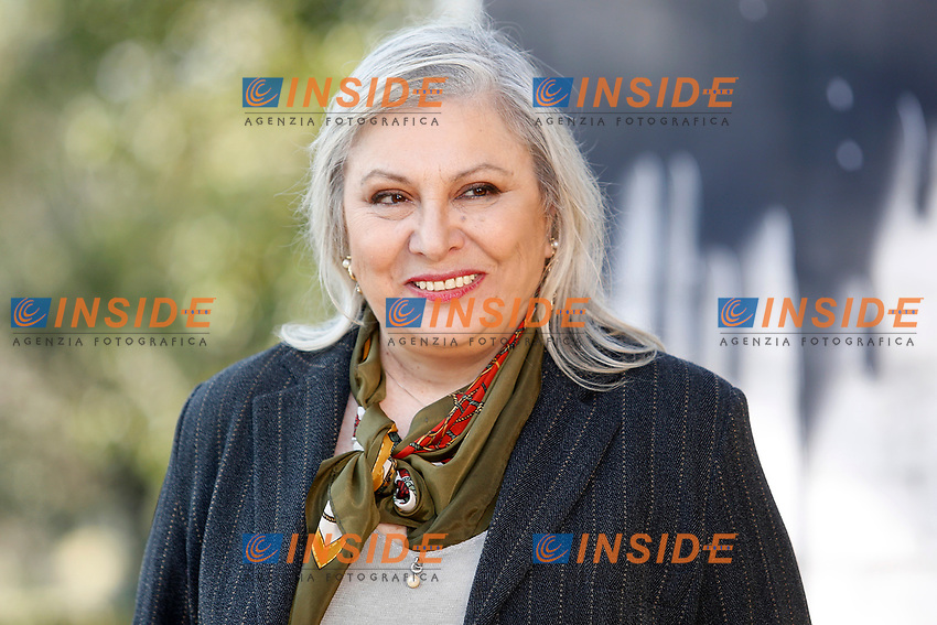 Paola Sotgiu<br /> Rome February 20th 2019. Photocall for the presentation of the second season of the Netflix series Suburra at Casa del Cinema in Rome.<br /> Foto Samantha Zucchi Insidefoto