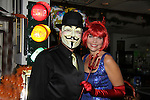 10-30-10 Halloween Party - Frank Dicopoulos & Teja