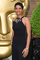 Naga Munchetty at the BAFTA Television Craft Awards 2017 held at The Brewery, London, UK. <br /> 23 April  2017<br /> Picture: Steve Vas/Featureflash/SilverHub 0208 004 5359 sales@silverhubmedia.com
