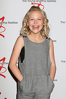 LOS ANGELES - MAR 26:  Alyvia Alyn Lind at the The Young and The Restless Celebrate 45th Anniversary at CBS Television City on March 26, 2018 in Los Angeles, CA