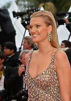 Toni Garrn at the gala screening for &quot;Solo: A Star Wars Story&quot; at the 71st Festival de Cannes, Cannes, France 15 May 2018<br /> Picture: Paul Smith/Featureflash/SilverHub 0208 004 5359 sales@silverhubmedia.com