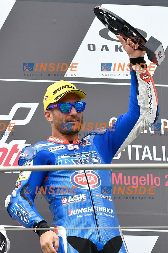 SCARPERIA,FLORENCE, ITALY - JUNE 04:,2017 Mattia Pasini of Italy and Italtrans Racin Team (Moto2) celebrates on the podium his victory at the end race MotoGP during  MotoGP Gran Premio d'Italia- at Mugello Circuit. on june 04, 2017 in Scarperia Italy.<br /> Photo Marco Iorio/Insidefoto<br /> <br /> <br /> <br /> <br /> <br /> <br />  <br /> <br /> <br /> <br /> <br /> <br /> <br /> <br /> <br /> <br /> <br /> <br /> <br /> <br /> <br /> <br /> <br /> <br /> <br /> <br /> <br /> <br /> <br /> <br /> <br /> <br /> <br /> <br /> <br /> <br /> <br />  <br /> <br /> <br /> <br /> <br /> <br /> <br /> <br /> <br /> <br /> <br /> <br /> <br /> <br /> <br /> <br /> <br /> <br /> <br /> <br /> <br /> <br /> <br /> <br /> <br /> <br /> <br /> <br /> <br /> <br /> <br />  <br /> <br /> <br /> <br /> <br /> <br /> <br /> <br /> <br /> <br /> <br /> <br /> <br /> <br /> <br /> <br /> <br /> <br /> <br /> <br /> <br /> <br /> <br /> <br /> <br /> <br /> <br /> <br /> <br /> <br /> <br />  <br /> <br /> <br /> <br /> <br /> <br /> <br /> <br /> <br /> <br /> <br /> <br /> <br /> <br /> <br /> <br /> <br /> <br /> <br /> <br /> <br /> <br /> <br /> <br /> <br /> <br /> <br /> <br /> <br /> <br /> <br />  <br /> <br /> <br /> <br /> <br /> <br /> <br /> <br /> <br /> <br /> <br /> <br /> <br /> <br /> <br /> <br /> <br /> <br /> <br /> <br /> <br /> <br /> <br /> <br /> <br /> <br /> <br /> <br /> <br /> <br /> <br />  <br /> <br /> <br /> <br /> <br /> <br /> <br /> <br /> <br /> <br /> <br /> <br /> <br /> <br /> <br /> <br /> <br /> <br /> <br /> <br /> <br /> <br /> <br /> <br /> <br /> <br /> <br /> <br /> <br /> <br /> <br />  <br /> <br /> <br /> <br /> <br /> <br /> <br /> <br /> <br /> <br /> <br /> <br /> <br /> <br /> <br /> <br /> <br /> <br /> <br /> <br /> <br /> <br /> <br /> <br /> <br /> <br /> <br /> <br /> <br /> <br /> <br />  <br /> <br /> <br /> <br /> <br /> <br /> <br /> <br /> <br /> <br /> <br /> <br /> <br /> <br /> <br /> <br /> <br /> <br /> <br /> <br /