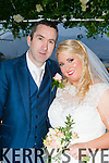 Laura Sourke, Athy, Co Kildare, daughter of Charlie and Kate, and Daniel Cronin, Ardshanavooley, Killarney, son of Patsy and Margaret, who were married in a civil ceremony in the Killarney Oaks Hotel on Saturday, best man was Simon Deegan, groomsmen were Stephen Buckley, and Pa mcCarthy, bridesmaids were Linda Coffey, Louise Browne, and Nollag McDonald, flowergirls were Roisin Coffey and Emma O'Sullivan, pageboys were Ciaran and Lucas Cronin the couple will reside in Killarney