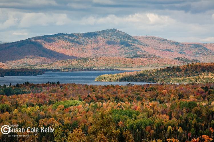 Autumn on Lake Umbagog NWR, Errol, NH