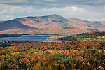 Autumn on Lake Umbagog NWR, Errol, NH