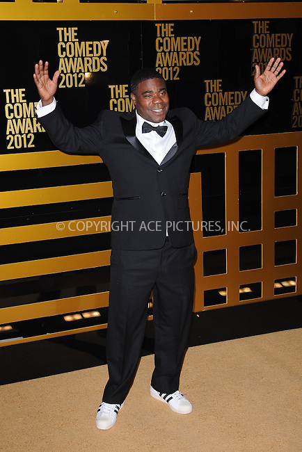 WWW.ACEPIXS.COM . . . . . .April 28, 2012...New York City....Tracy Morgan attends The Comedy Awards 2012 at Hammerstein Ballroom on April 28, 2012  in New York City ....Please byline: KRISTIN CALLAHAN - ACEPIXS.COM.. . . . . . ..Ace Pictures, Inc: ..tel: (212) 243 8787 or (646) 769 0430..e-mail: info@acepixs.com..web: http://www.acepixs.com .