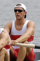 Amsterdam, NETHERLANDS, CAN BM2-,  2011 FISA U23 World Rowing Championships, Wednesday, 20/07/2011 [Mandatory credit:  Intersport Images]