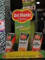 Del Monte jouce in Madras, India