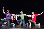 UN GOUT EXQUIS<br /> <br /> Chorégraphie : Fabrice Ramalingom<br /> Compagnie R.A.M.A.<br /> Texte : Antoine Pickels<br /> Dramaturgie : Matthieu. Doze<br /> Avec : Lorenzo Dallaï, Jo Heyvaert, Mikel Aristegui, Viktor Morris<br /> Lumières : Maryse Gautier<br /> Scénographie et costumes : Thierry Grapotte<br /> Cadre : Festival Uzes danse 2013<br /> Lieu : Salle de l'ancien Évêché <br /> Ville : Uzes<br /> 15/06/2013<br /> © Laurent Paillier / photosdedanse.com