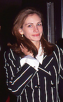 Julia Roberts 1993 NYC By Jonathan Green