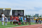 ヲエソ、, <br /> JUNE 17, 2017 - Football / Soccer : <br /> Plenus Nadeshiko League Cup 2017 Division 1 <br /> match between Urawa Reds Ladies 0-0 Vegalta Sendai Ladies <br /> at Saitama Urawa Komaba Stadium in Saitama, Japan. <br /> (Photo by MATSUO.K/AFLO SPORT)