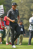 Rickie Fowler (USA) departs the 12th tee during round 2 of the World Golf Championships, Mexico, Club De Golf Chapultepec, Mexico City, Mexico. 3/2/2018.<br /> Picture: Golffile | Ken Murray<br /> <br /> <br /> All photo usage must carry mandatory copyright credit (&copy; Golffile | Ken Murray)