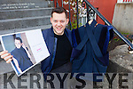 Colin Horgan from Ardfert has been accepted into the Royal College of Art in London.