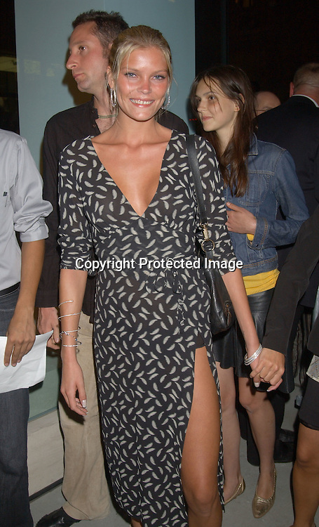 May Anden                                     ..at the Salvatore Ferragamo NYC Flagship Store opening on ..September 12, 2003 . The Event benefitted Free Arts NYC.  Photo by Robin Platzer, Twin Images.