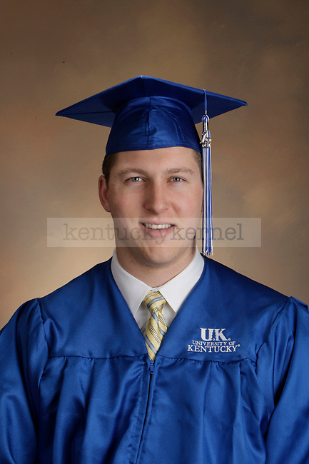 Hougham, Scott photographed during the Feb/Mar, 2013, Grad Salute in Lexington, Ky.