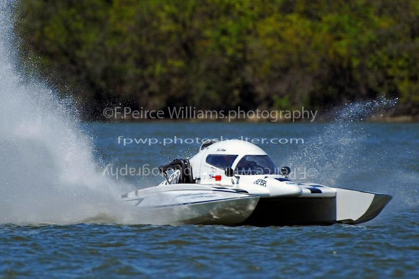 Carl Adams, E-323 (5 Litre class hydroplane(s)