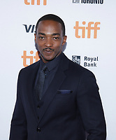"TORONTO, ONTARIO - SEPTEMBER 07: Anthony Mackie attends the ""Seberg"" premiere during the 2019 Toronto International Film Festival at Ryerson Theatre on September 07, 2019 in Toronto, Canada.    <br /> CAP/MPI/IS<br /> ©IS/MPI/Capital Pictures"