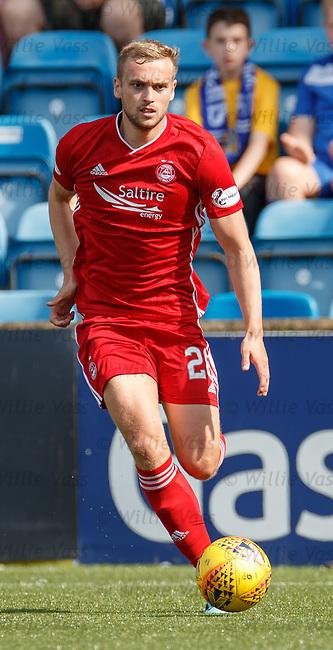 James Wilson, Aberdeen