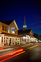 Harwichport town center, Cape Cod, Ma