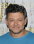 Andy Serkis at the Boxtrolls Panel at Comic-Con 2014  held at The Hilton Bayfront Hotel in San Diego, Ca. July 26, 2014.