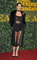 Margo Stilley at the London Evening Standard Theatre Awards 2016, The Old Vic, The Cut, London, England, UK, on Sunday 13 November 2016. <br /> CAP/CAN<br /> &copy;CAN/Capital Pictures /MediaPunch ***NORTH AND SOUTH AMERICAS ONLY***