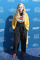 LOS ANGELES - NOV 11:  Elsie Fisher at the 10 Actors to Watch & Newport Beach Film Festival Fall Honors at the Resort at Pelican Hill on November 11, 2018 in Newport Coast, CA