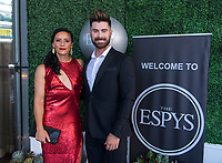 Los Angeles, CA - July 10, 2019:  The USWNT appeared at the ESPYs.