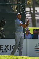 Tiger Woods (USA) watches his tee shot on 7 during round 1 of the World Golf Championships, Mexico, Club De Golf Chapultepec, Mexico City, Mexico. 2/21/2019.<br /> Picture: Golffile | Ken Murray<br /> <br /> <br /> All photo usage must carry mandatory copyright credit (© Golffile | Ken Murray)