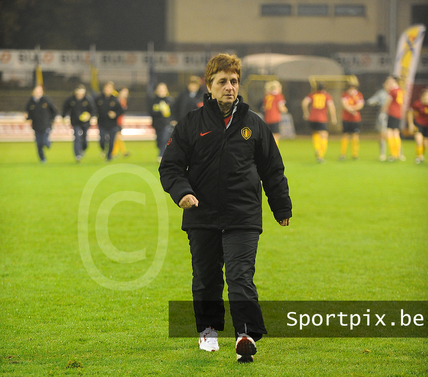Belgium - Sweden : Anne Noe.foto DAVID CATRY / Vrouwenteam.be