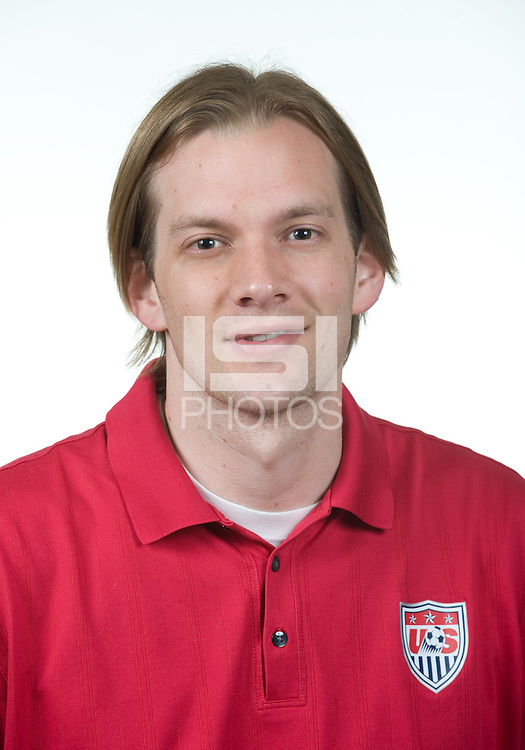 US Soccer Staff Portraits