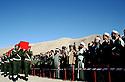 Iraq 2008.In Dukan,coffins of Anfal victims brought back to Kurdistan  Irak 2008. A Dokan, retour au Kurdistan des cercueils des victimes de l'Anfal