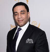 NEW YORK, NY - APRIL 02: Actor Harry Lennix attends an evening with 'The Blacklist' at Florence Gould Hall on April 2, 2014 in New York City.  HP/Starlitepics