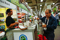 NEW YORK, NY JUNE 27: People attend the Annual Summer Fancy Food Show at the Javits Center in Manhattan on June 27, 2016 in New York City. (Photo by VIEWpress)