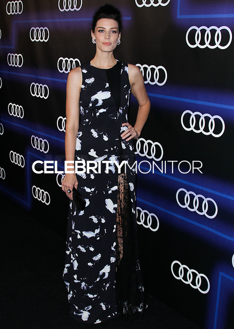 WEST HOLLYWOOD, CA, USA - AUGUST 21: Actress Jessica Pare arrives at the Audi Emmy Week Celebration held at Cecconi's Restaurant on August 21, 2014 in West Hollywood, California, United States. (Photo by Xavier Collin/Celebrity Monitor)