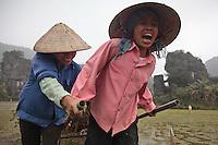 Nin Binh, Vietnam.