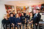 CH Chemist revamped shop in Tralee opened on Wednesday are l-r: Claire Harty, Ann-marie Jones, Eimear O'Halloran, Sharon O'Sullivan, Leann Greensmyth,  Zoe O'Carroll, Karen Corridon, Victoria Murphy, Natasha O'Carroll, Peter Harty.