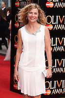 Glynnis Barber arrives for the Olivier Awards 2015 at the Royal Opera House Covent Garden, London. 12/04/2015 Picture by: Steve Vas / Featureflash