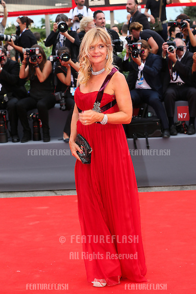 Nastassja Kinski at the Opening Ceremony, premiere of Everest at the 2015 Venice Film Festival.<br /> September 2, 2015  Venice, Italy<br /> Picture: Kristina Afanasyeva / Featureflash
