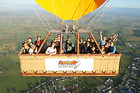 20160229 February 29 Hot Air Balloon Gold Coast