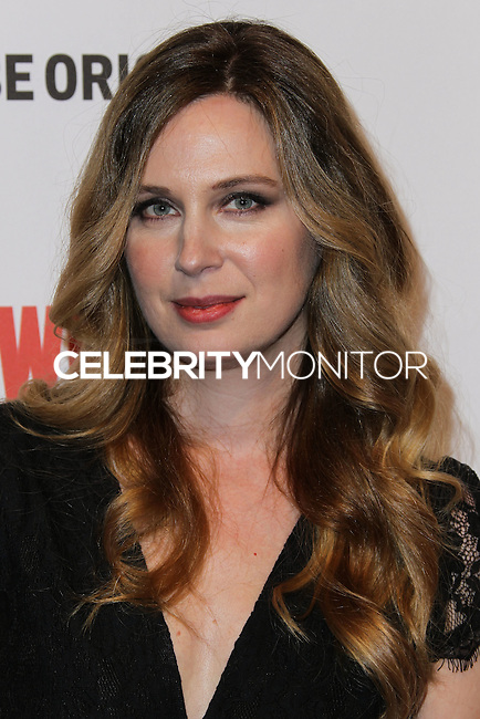 """HOLLYWOOD, LOS ANGELES, CA, USA - FEBRUARY 26: Anne Dudek at the Premiere Party For A&E's Season 2 Of """"Bates Motel"""" & Series Premiere Of """"Those Who Kill"""" held at Warwick on February 26, 2014 in Hollywood, Los Angeles, California, United States. (Photo by Xavier Collin/Celebrity Monitor)"""
