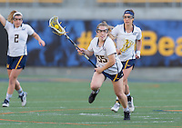 Berkeley, Ca - March 3, 2017: The Cal Bears vs the Michigan Wolverines at California Memorial Stadium. Final score Cal Bears 4, Michigan Wolverines 14.